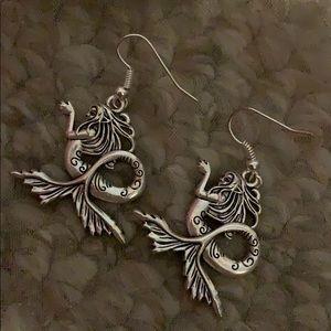 Jewelry - BRAND NEW Mermaid Earrings
